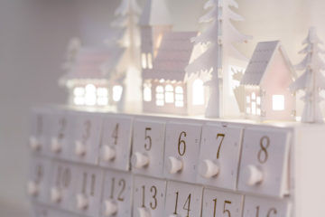 Choc-free advent calendar ideas