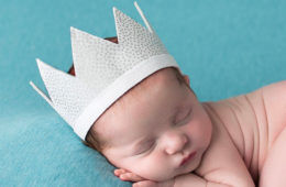 Most popular baby boy and girl names 2017