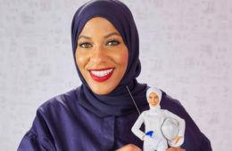 First hijab wearing Barbie
