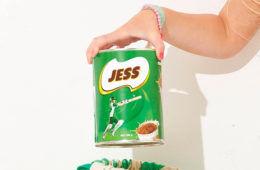 Personalised Milo tin Cotton On Kids