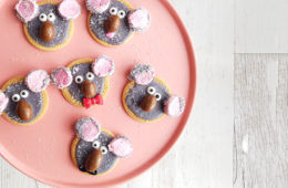 Quick koala cookies