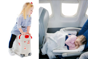 Jetkids bedbox and suitcase