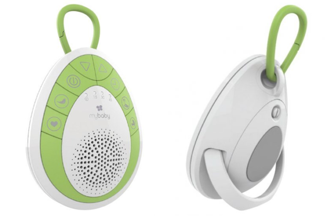 Best Baby Shower Gifts: Homedics SoundSpa on the go