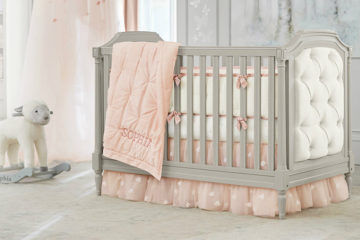 Blythe Convertible vintage cot Pottery Barn