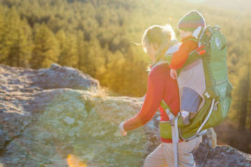 Top 5 hiking baby carriers