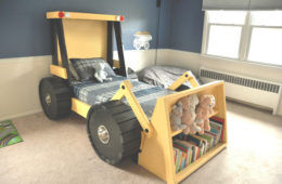 Construction truck bed plans by Hammer Tree on Etsy