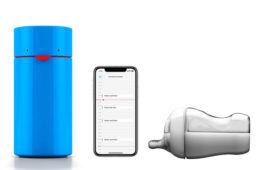 Bottle feeding gadgets