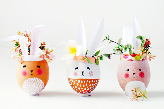 30 seriously sweet (and super easy!) Easter crafts - Mum's Grapevine