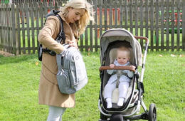 Wolffepack Nappy Bag