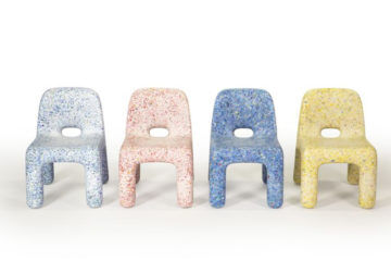 ecobirdy recycled plastic chairs from ould toys