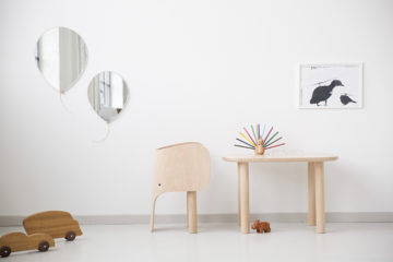 Elephant Table and Chair by Element Optimal