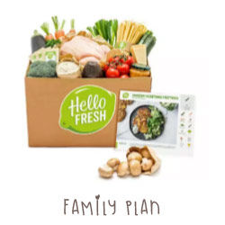 Hello Fresh Family Plan