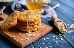 Chewie Anzac cookie recipe