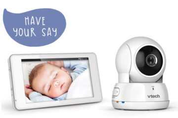 VTech Pan & Tilt Video Monitor With Remote Access