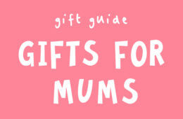 What to buy a mum