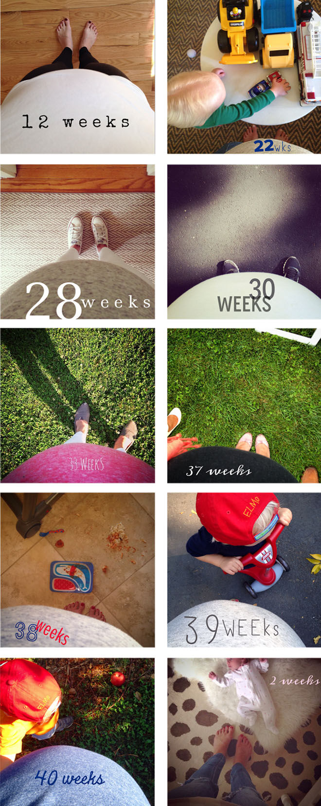 14 pregnancy week by week photo ideas: From where I stand pregnancy photos