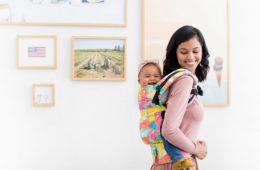 Tula Baby Carrier - Oh Joy