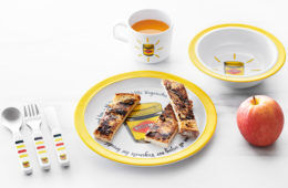 Vegemite Kids Dinner Set