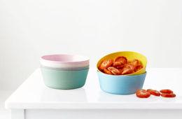 New pastel KALAS range from IKEA