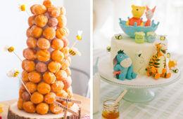 13 wonderful Winnie the Pooh baby shower cakes | Mum's Grapevine