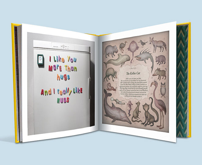 Personalised book for kids