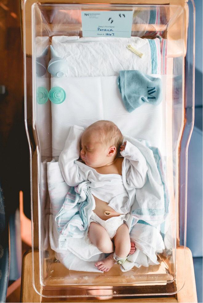 Newborn photos to take