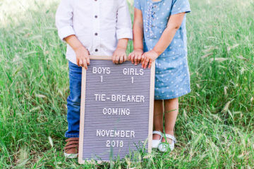Sibling pregnancy announcements: 9 awesome ideas to inspire you | Mum's Grapevine