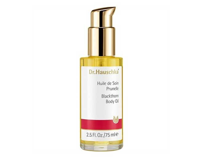 Blackthorn Body Oil for stretch marks