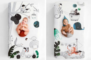 Rookie Humans Cot Sheets