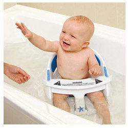 Bath Safety: Dreambaby Deluxe Bath Seat