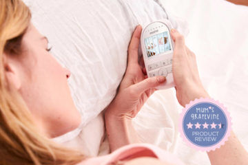 Oricom SC720 Baby Monitor Review | Mum's Grapevine