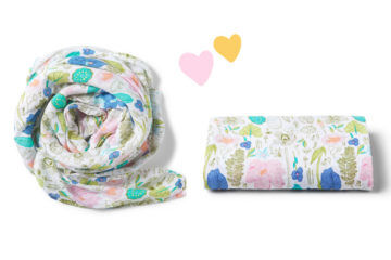 Wilson & Frency muslin wraps