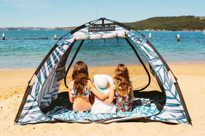 Best Beach Tents: For Sun Play sun shelter