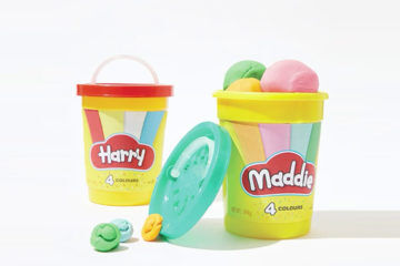 Personalised Play Doh Cotton On