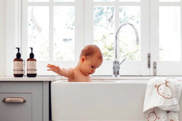 The best natural skincare brands for babies | Mum's Grapevine