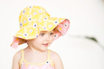 Best toddler sun hats for daycare and kindy | Mum's Grapevine
