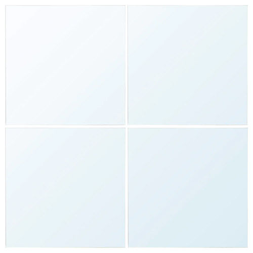 IKEA LOTS square mirror 4-pack