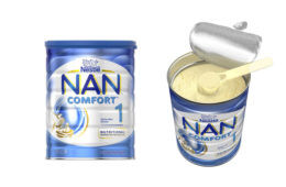 NAN formula withdrawal