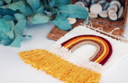 Woven wall hangings to brighten baby's nursery | Mum's Grapevine