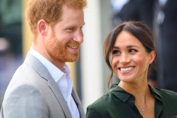 Harry and Meghan royal baby