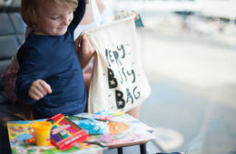 Very Busy Bag, activity bag for kids | Mum's Grapevine