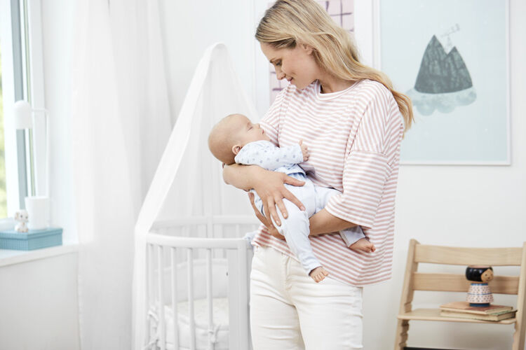 Best bassinet: Stokke Sleepi Mini