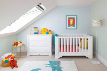 Best Cots Boori Eton Expandable Cot