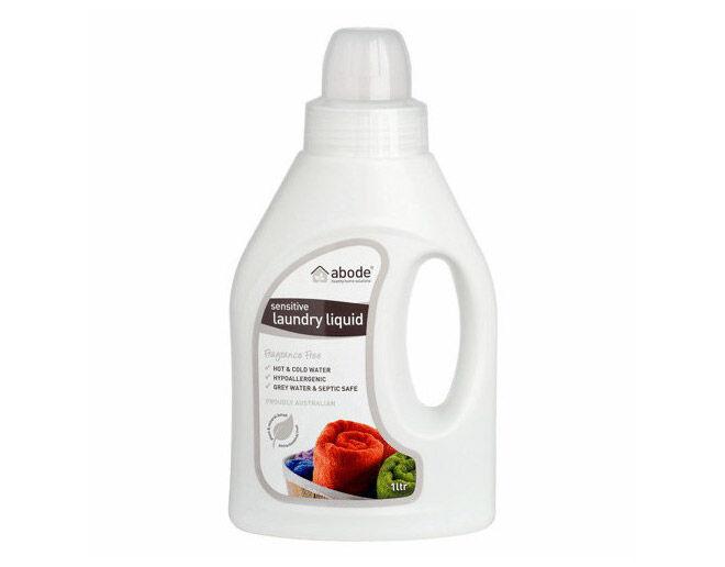 Abode Laundry Liquid Zero - Sensitive