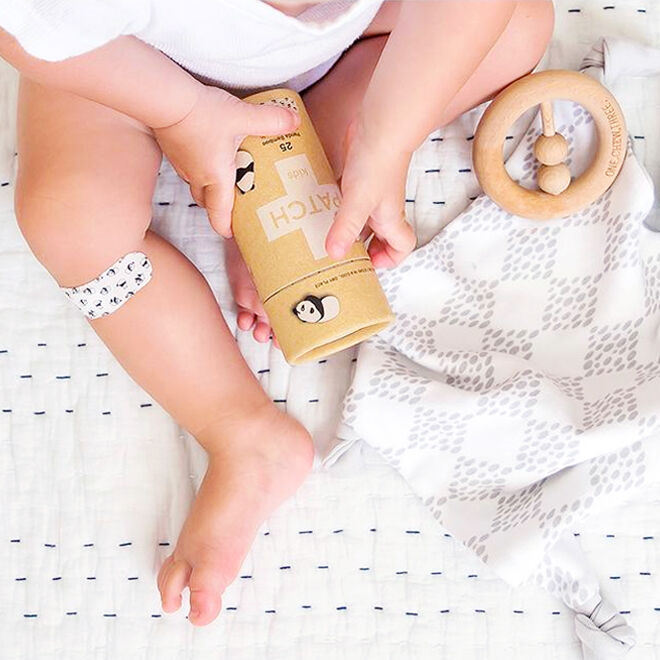 Patch, bamboo bandages for kids