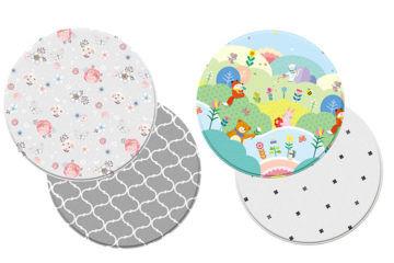 Round Softmats