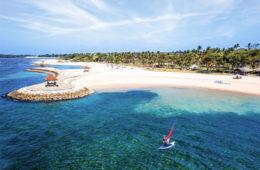 Club Med Bali beach
