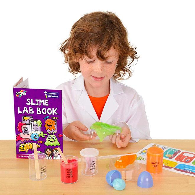 Slime Lab Science Kit