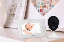 Oricom Secure740 digital video baby monitor