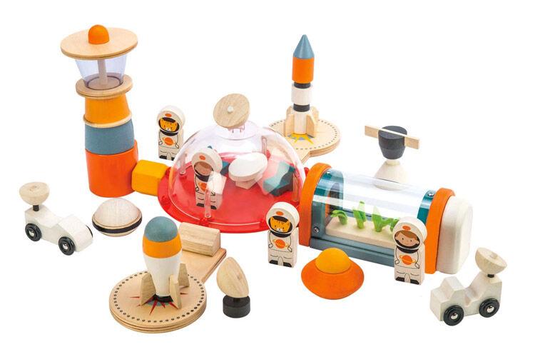 Life on Mars Set, TenderLeaf Toys